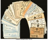 Cuba Lottery Ticket Group Lot of 70 Examples Very Fine-Crisp Uncirculated. One Honduras lottery ticket is included in this lot.  HID09801242017  © 202...