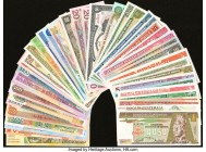 World (Guatemala, Haiti, Peru & More) Group Lot of 48 Examples Crisp Uncirculated.   HID09801242017  © 2020 Heritage Auctions | All Rights Reserved