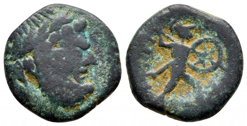 Sicily. Messana circa 200-35 BC. 