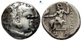 "Kings of Macedon. Alexander III ""the Great"" 336-323 BC. Fourrée Drachm"