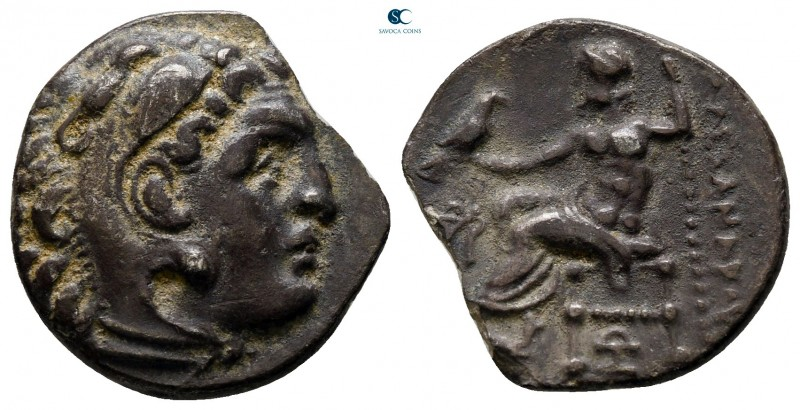 "Kings of Macedon. Chios. Alexander III ""the Great"" 336-323 BC. 