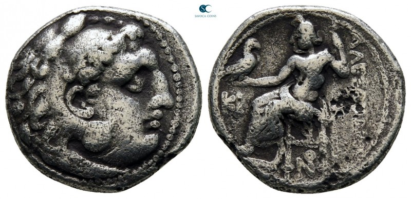 "Kings of Macedon. Lampsakos. Alexander III ""the Great"" 336-323 BC. Struck under ..."