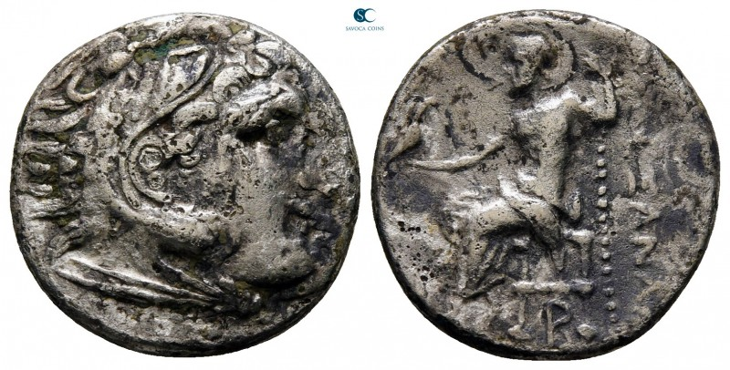 "Kings of Macedon. Possibly Kolophon. Alexander III ""the Great"" 336-323 BC. 