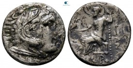 "Kings of Macedon. Possibly Kolophon. Alexander III ""the Great"" 336-323 BC. Drachm AR"
