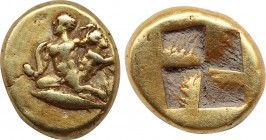 MYSIA. Kyzikos. EL Hekte (Circa 460-400 BC).