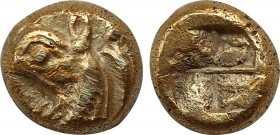 IONIA. Phokaia. EL 1/24 Stater (Circa 625/0-522 BC).