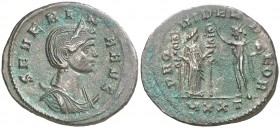 (274-275 d.C.). Severina. Antoniniano. (Spink 11707) (Co. 12) (RIC. 9). 3,81 g. MBC+.
