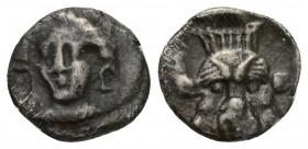 CILICIA. Uncertain. Obol (4th century BC). 
