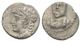 Cilicia, Incerti. 4th century BC.