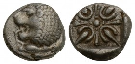 Satraps of Caria. Miletos. Hekatomnos 392-377 BC. 