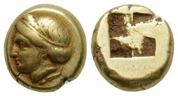 Greek, Ionia, c. 400-387 BC, EL Hect, Phocaea