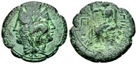 Rhegion AE Pentonkion, c. 215-150 BC 