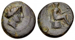 Terina AE15, c. 350-275 BC 