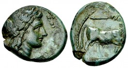 Neapolis AE17, c. 300-275 BC 