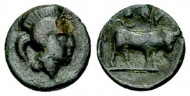 Thurium AE10, c. 300 BC 