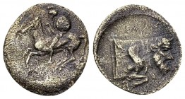Gela AR Litra, c. 430-425 BC 