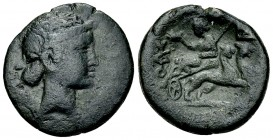Katane AE21, c. 200-187 BC 