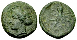 Syracuse AE Tetras, c. 400 BC 