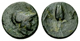 Lysimacheia AE10, c. 225-199/198 BC 