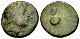 Aptera AE16, c. 3rd century BC 