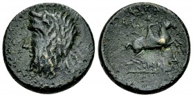 Adramytion AE18, 2nd century BC 