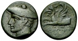 Phokaia AE17, c. 225-200 BC 