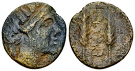 Tingis AE19, 2nd-1st century BC 