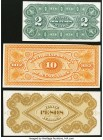 Argentina Group Lot of 3 Back Proofs Extremely Fine-About Uncirculated.   HID09801242017  © 2020 Heritage Auctions | All Rights Reserved