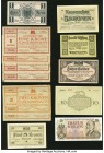Austria Group Lot of 16 Examples Very Good-Crisp Uncirculated. Tape on 50 Kronen.  HID09801242017  © 2020 Heritage Auctions | All Rights Reserved