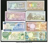 Burundi and Rwanda Group Lot of 10 Examples About Uncirculated-Crisp Uncirculated.   HID09801242017  © 2020 Heritage Auctions | All Rights Reserved