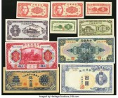 China Group Lot of 11 Examples Very Good-Crisp Uncirulated.   HID09801242017  © 2020 Heritage Auctions | All Rights Reserved