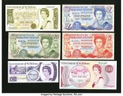 World (Comoros, Seychelles & More) Group Lot of 9 Examples Crisp Uncirculated.   HID09801242017  © 2020 Heritage Auctions | All Rights Reserved