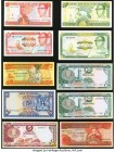World (Gambia, Uganda, Zaire) Group Lot of 17 Examples About Uncirculated-Crisp Uncirulated.   HID09801242017  © 2020 Heritage Auctions | All Rights R...