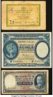 Hong Kong and Straits Settlements Group Lot of 3 Examples Fine-Very Fine.   HID09801242017  © 2020 Heritage Auctions | All Rights Reserved
