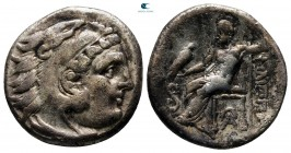 Kings of Macedon. Lampsakos. Philip III Arrhidaeus 323-317 BC. Drachm AR