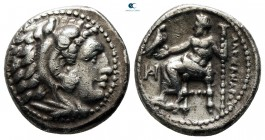 Kings of Macedon. Teos. Antigonos I Monophthalmos 320-301 BC. Drachm AR