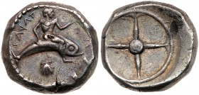 Tarentum/Taras (Ancient Greek Italy)