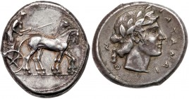 Katane/Catana (Ancient Greek Sicily)