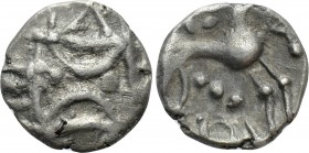 WESTERN EUROPE. Britain. Iceni. Quinar(1st century BC). 