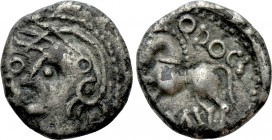 WESTERN EUROPE. Central Gaul. Sequani. Quinar (1st century BC). 