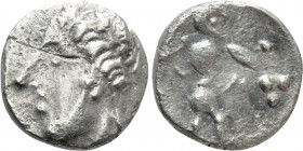 CENTRAL EUROPE. West Noricum (1st century BC). Obol. 