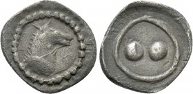 SICILY. Gela. Hexas or Dionkion (Circa 480/75-475/70 BC). 