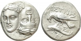 MOESIA. Istros. Drachm (Circa 420-340 BC). 