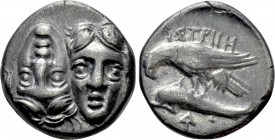 MOESIA. Istros. Drachm (Circa 280-256/5 BC). 