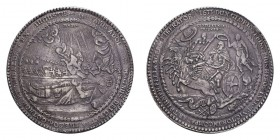 GERMANY: POMERANIA - SWEDISH RULE. Gustavus Adolphus, 1631-32. 4 Taler 1633, Wolgast. Ahlström 8 (R); Dav. 272. This lot can be viewed in our YouTube ...