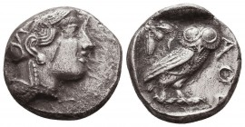KINGDOM of MACEDON.Alexander III 'the Great',327-323 BC.AR Tetradrachm Condition: Very Fine  Weight: 16,68 gram Diameter: 23 mm