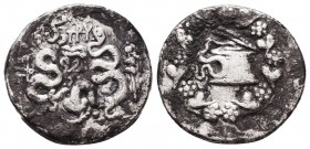 Mysia, Pergamon AR Cistophoric Tetradrachm. Circa 166-67 BC.  Condition: Very Fine  Weight: 11,95 gram Diameter: 25 mm