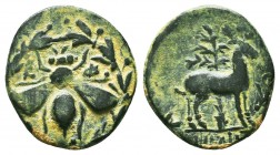 IONIA. Ephesos. Ae (Circa 375-325 BC). Condition: Very Fine  Weight: 2,97 gram Diameter: 18 mm