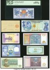 Bangladesh, Bhutan, Cambodia and More Group Lot of 34 Examples Majority Crisp Uncirculated; PCGS Currency Gem New 65PPQ.   HID09801242017  © 2020 Heri...