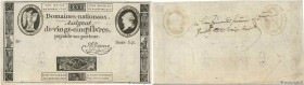 Country : FRANCE  Face Value : 25 Livres   Date : 24 octobre 1792  Period/Province/Bank : Assignats  Catalogue reference : Ass.37a  Additional referen...